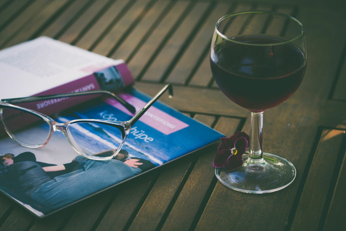 Women, Wine, and the Word