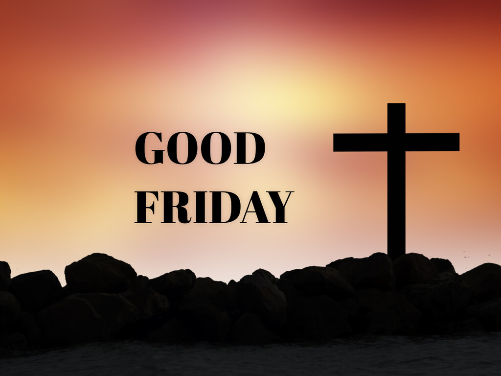 Good Friday Midday Service