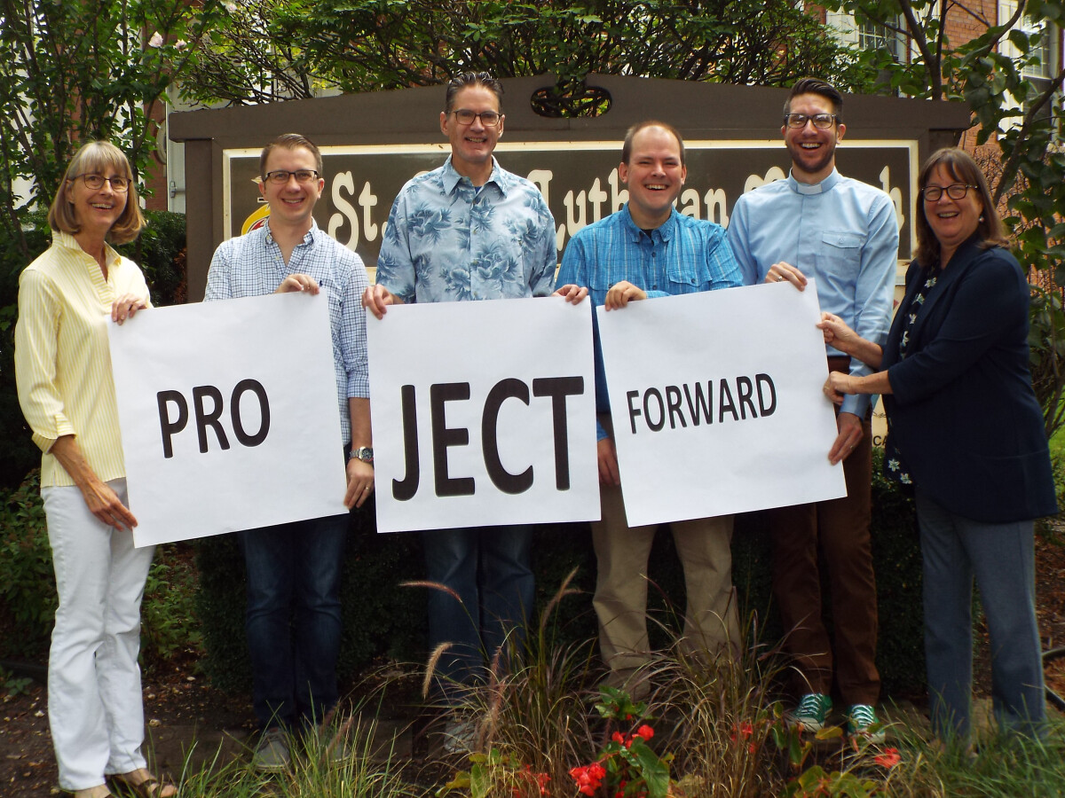 ProJECT Forward Congregational Meeting