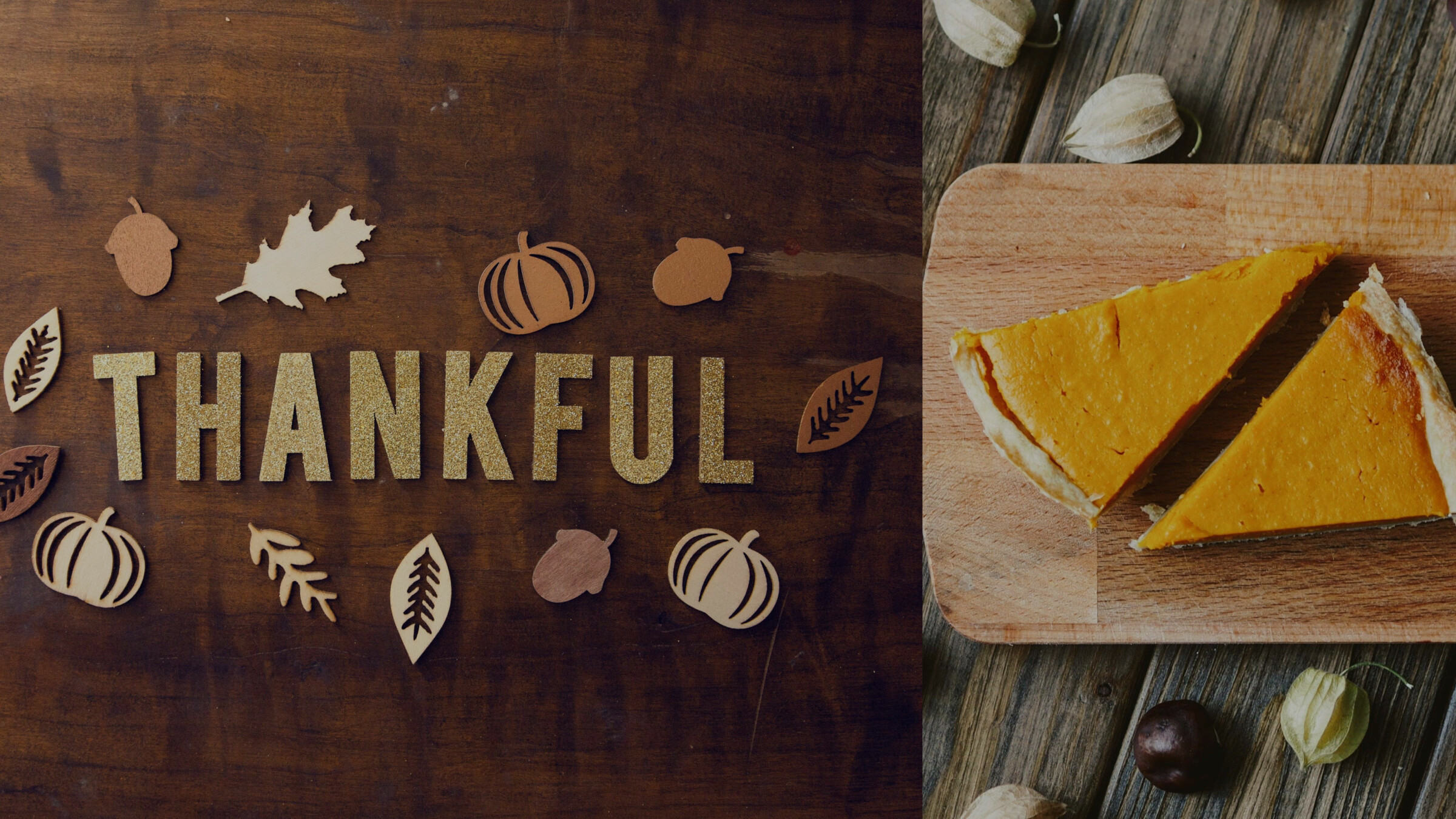 Thanksgiving Worship/Pie Social